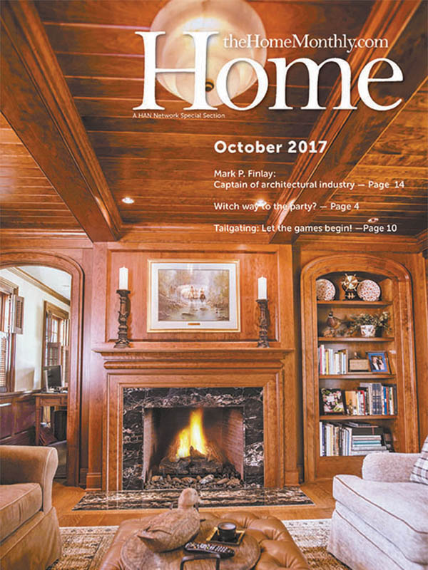 The Home Monthly October 2017